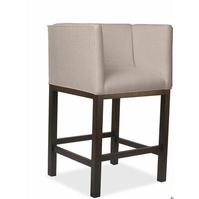 Haralson 30 Bar Stool Upholstery: Kashmir