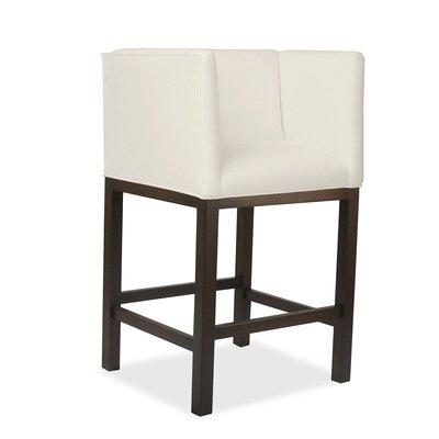 Vernon 30 inch Bar Stool Upholstery: Sand