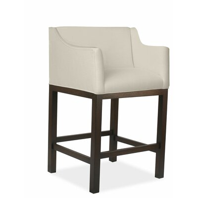 Luther 30 Bar Stool Upholstery: Sand