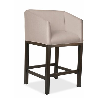 Harber 30 Bar Stool Upholstery: Kashmir