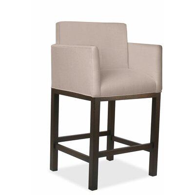 Glenn 30 Bar Stool Upholstery: Kashmir
