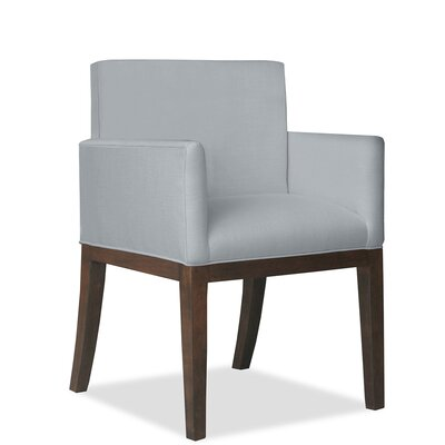 Hanshaw Arm Chair Upholstery: Gray