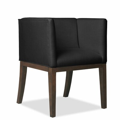 Vernon Arm Chair Upholstery: Charcoal