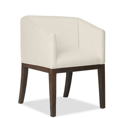 Marion Arm Chair Upholstery: Sand