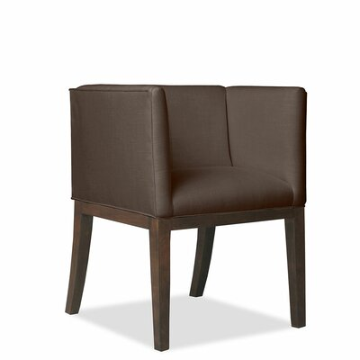 Vernon Arm Chair Upholstery: Coffee