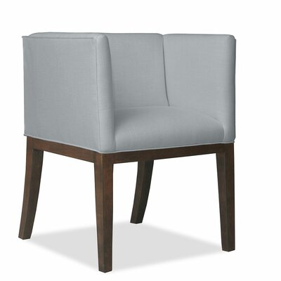 Vernon Arm Chair Upholstery: Gray