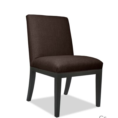 Emil Parsons Chair Upholstery: Coffee
