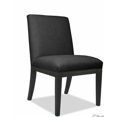 Emil Parsons Chair Upholstery: Charcoal