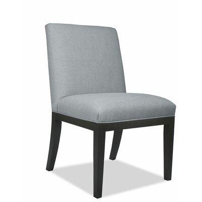 Emil Parsons Chair Upholstery: Gray