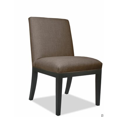 Emil Parsons Chair Upholstery: Brown