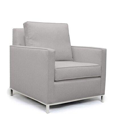 Audrey Armchair Upholstery: Linen