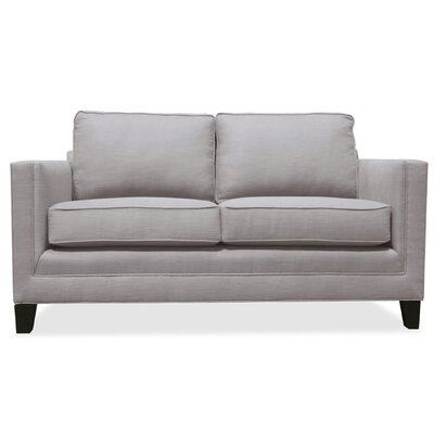 Cannes 60 Sofa Upholstery: Linen