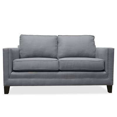 Cannes 60 Sofa Upholstery: Gray