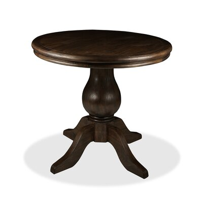 Marseille Pub Table Finish: Dry Walnut, Size: 42