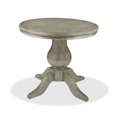 Marseille Pub Table Finish: Dry Cement, Size: 42 H x 48 L x 48 W
