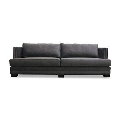 Calais Sofa 108 Upholstery: Pewter