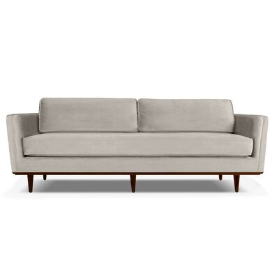 Clayton 84 Sofa Upholstery: Pearl
