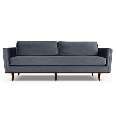 Clayton 84 Sofa Upholstery: Pewter