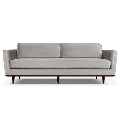 Clayton 84 Sofa Upholstery: Smoke