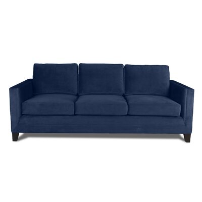 Cannes 84 Sofa Upholstery: Blue