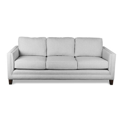 Cannes 84 Sofa Upholstery: White