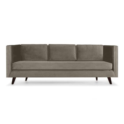 Howard 84 Sofa Upholstery: Latte