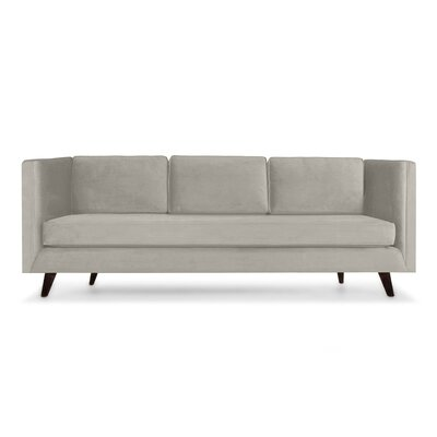 Howard 84 Sofa Upholstery: Pearl