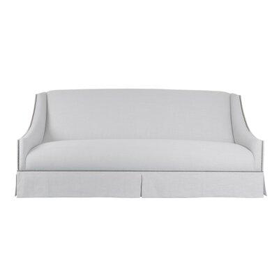 Trento Sofa 72 Upholstery: White