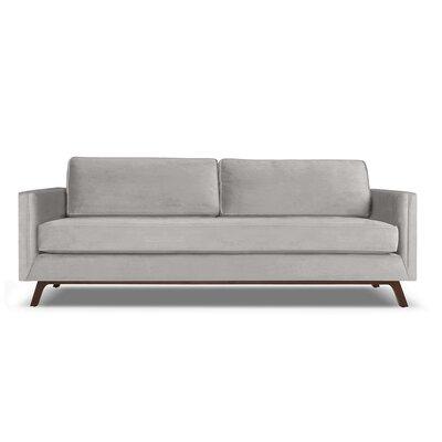 Wesley 84 Sofa Upholstery: Smoke