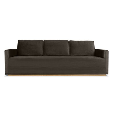 Lester 84 Sofa Upholstery: Charcoal
