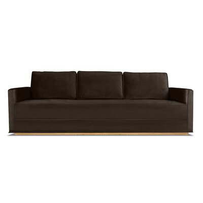 Bert 72 Sofa Upholstery: Espresso