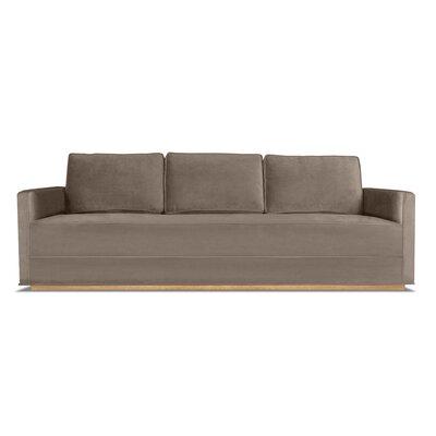 Bert 60 Sofa Upholstery: Latte