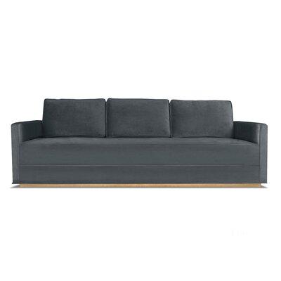 Bert 72 Sofa Upholstery: Pewter