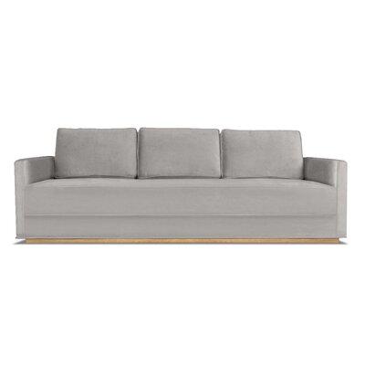 Bert 72 Sofa Upholstery: Smoke