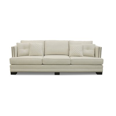 West Lux Sofa Upholstery: Sand
