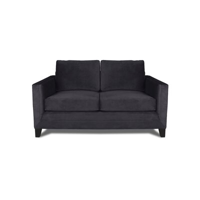 Cannes 60 Sofa Upholstery: Pewter