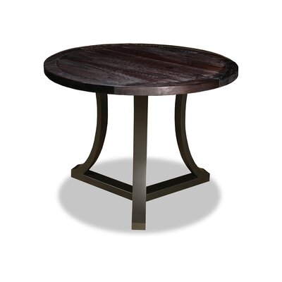 Eleonore Pub Table Top Finish: Dry Espresso, Size: 42 H x 48 L x 48 W