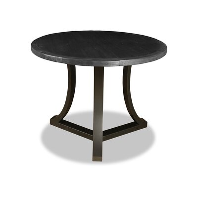 Eleonore Pub Table Top Finish: Dry Gray, Size: 42 H x 42 L x 42 W