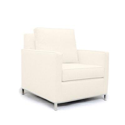 Audrey Armchair Upholstery: Sand