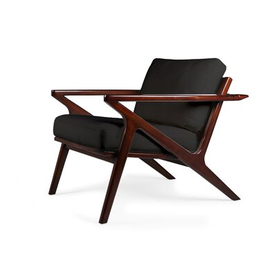 Hinesburg Recliner Upholstery: Charcoal