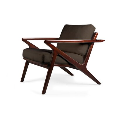 Hinesburg Recliner Upholstery: Brown