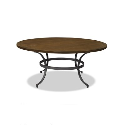 Santa Barbara Dining Table Finish: Smoke