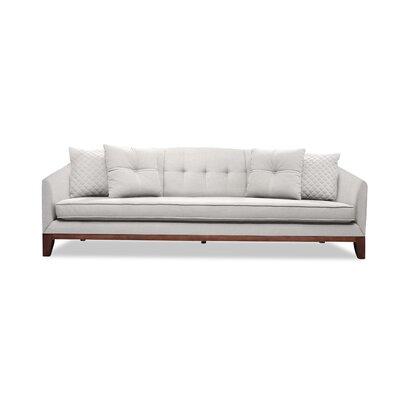 Roy 96 Sofa Upholstery: Linen