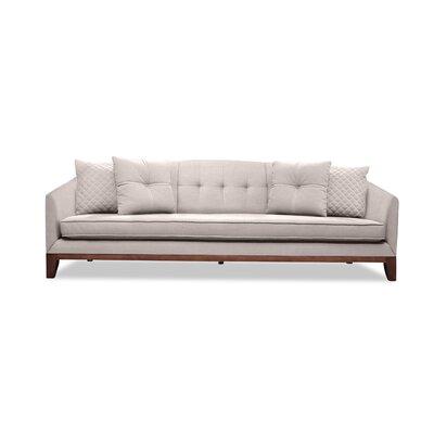 Roy 96 Sofa Upholstery: Kashmir