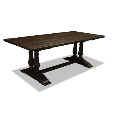 Ankara Dining Table 90 Finish: Walnut