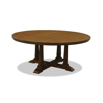 Carmel Dining Table 60 Finish: Cognac