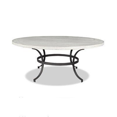 Santa Barbara Dining Table 60 Finish: White