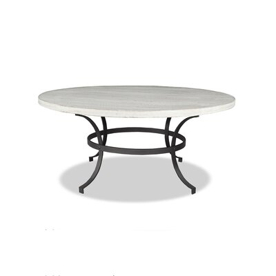 Santa Barbara Dining Table Finish: White
