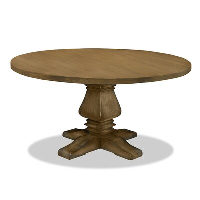 Weston Dining Table Finish: Dry Smoke, Size: 60