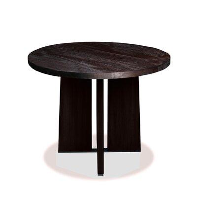 Ninette Pub Table Color: Dry Espresso, Size: 42 H x 42 L x 42 W